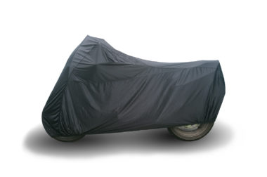 Soft Indoor Motorcycle Cover
